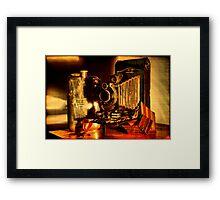 Kodak 1915 Framed Print