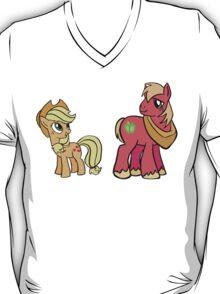 Big Macintosh And Apple Jack T-Shirt