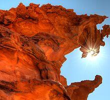 Dragon Eating The Sun by Bob Christopher