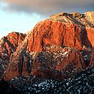 Kolob Canyon Plateau by Bob Christopher