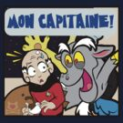 MON CAPITAINE!!! by LillyKitten