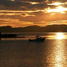 Early start - Waitangi sunrise...........! by Roy  Massicks