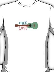 Uke Love T-Shirt