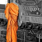 Thai Monk by Fern Blacker
