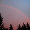May Evening Rainbow by Tori Snow