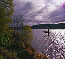Here Comes Nessie by trish725