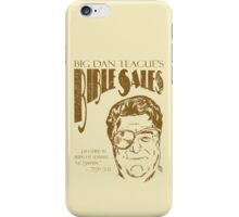 Big Dan's Bible Sales iPhone Case/Skin