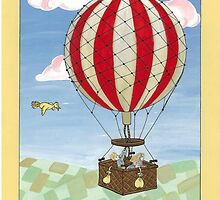 BALLOON RIDE by Lynn Wright