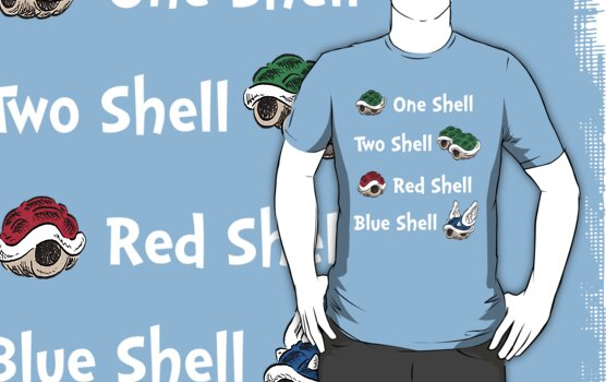 1 Shell 2 Shell by ianleino