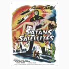 Satans Satellites by BUB THE ZOMBIE
