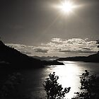Loch Alsh, Scottish Highlands, Scotland by Iain MacLean