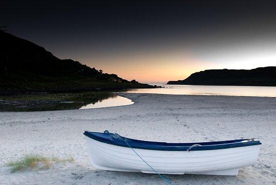Calgary Beach, Mull, Scotland by Iain MacLean