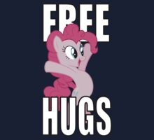 FREE HUGS! - Pinkie Pie by Pegasi Designs
