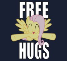 FREE HUGS! - Fluttershy (Open Arm) by Pegasi Designs
