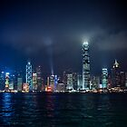 Hong Kong by cyasick