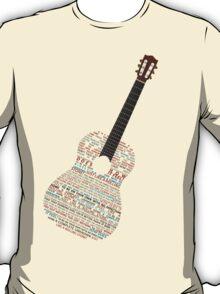 Like a Rolling Stone - Bob Dylan T-Shirt