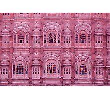 Pink Palace Photographic Print