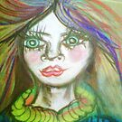 Rainbow Hair by K8lynnM
