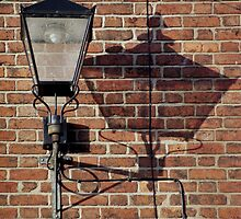 Street Light, Chester by KUJO-Photo