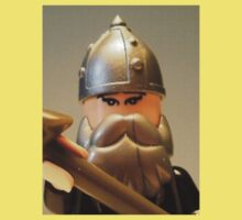 Mongolian Warrior Chief Custom LEGO® Minifigure, by 'Customize My Minifig'  by Chillee