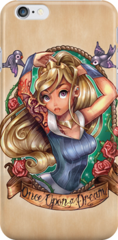 Once Upon A Dream (blue dress) by Tim  Shumate