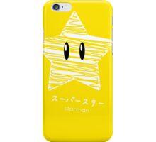 starman -scribble- iPhone Case/Skin
