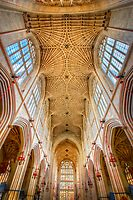 The Bath Abbey Ceiling by hebrideslight