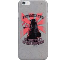 Dalek!! iPhone Case/Skin
