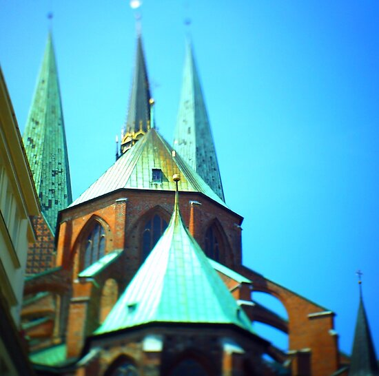 Steeples - NeinGrenze by YourEyesAreMine