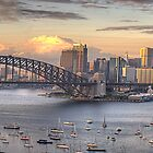 My KInd Of Town - Sydney, Australia (20 Exposure Panoramic) The HDR Experience by Philip Johnson