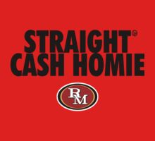 "VICT ""Straight Cash Homie"" T-Shirt"