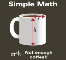 Caffeinated Math - Volume by fridley