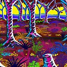 """Tropical Punch Forest"" by Steve Farr"