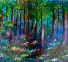 Forest Escape by Cathy Gilday