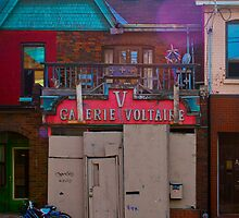 Galerie Voltaire by Gary Chapple