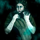 Aunt Florence, Haunted Mansion Series by Topher Adam The Dark Noveler by TopherAdam