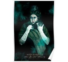 Aunt Florence, Haunted Mansion Series by Topher Adam The Dark Noveler Poster