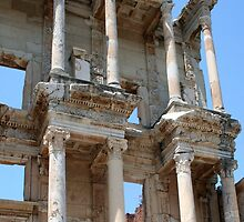 Ephesus, Celsus Library by taiche