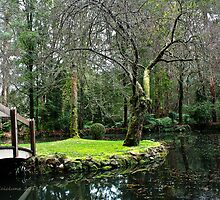 Green place of deams by bluetaipan