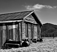 Stony Creek Cottage (B&W) by f13 Gallery