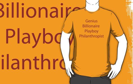 Genius Billionaire  Playboy Philanthropist by GeorgioGe