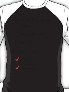 LOKI'd and Sherlocked T-Shirt