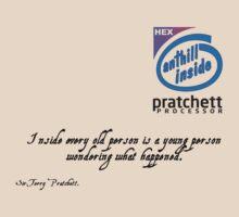 Old People - Sir Terry Pratchett by Buleste