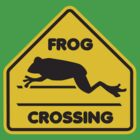 Frog Crossing by BertaFavs