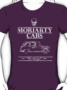 Moriarty Cabs T-Shirt