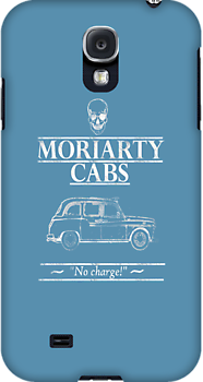Moriarty Cabs by nimbusnought