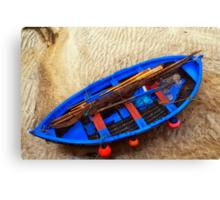 Lewis: Sgoth Niseach - Ness Boat  Canvas Print