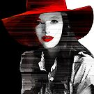*The Red Hat* by deborah zaragoza
