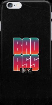 Badass Digest Alternate Logo by badassdigest