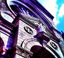 St. Anthony's Catholic Church - Greenwich Village, NYC by SylviaS